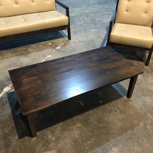 Nagoya Solid Wood Coffee Table - Picket&Rail Singapore's Premium Furniture Retailer