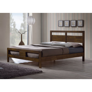 NEW JERSEY Solid Wood King Bed - Picket&Rail Singapore's Premium Furniture Retailer