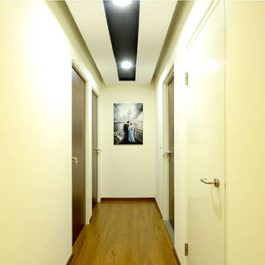 False Ceiling For Corridor & Entryway -3 Room