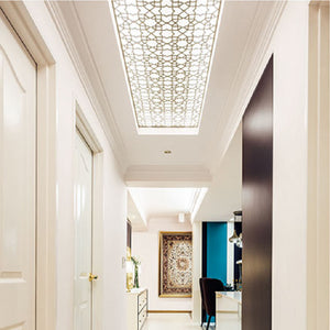 False Ceiling For Corridor & Entryway - 4 Room