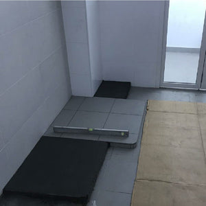 Masonry Base For Refrigerator