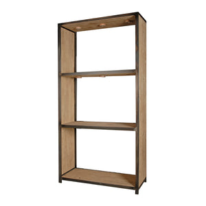 AB-S36398 Ramsden Display Book Shelf W/Lights