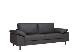 2-Seater PU Leather Sofa (SF17204C) - Picket&Rail Singapore's Premium Furniture Retailer