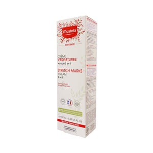 Mustela Maternite Stretch Marks Cream (Fragrance-free) 150ml MM-SMCNF