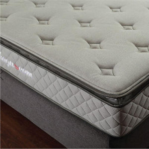真珠 SHINJU Air I (2M) Activated Carbon-Infused Anti-Microbial Mattress ( King 2M ) - Charcoal Fabric Air-Gel Memory Foam Latex Individual Pocketed Spring