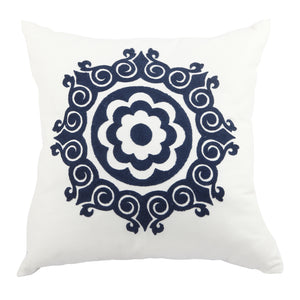 AB-TAV38480 Embroidered Pillow