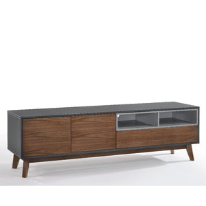 MARILYN 2-Door 2-Drawer TV Cabinet - Picket&Rail Singapore's Premium Furniture Retailer