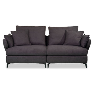 BEN 3-Seater Premium Fabric Sofa (931C)
