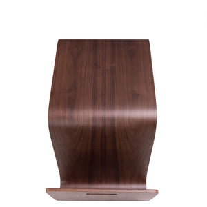 MAG Side Table in American Walnut Bent Plywood Veneer (MCS-CT8305-WAL) - Picket&Rail