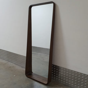 HILL Stand Mirror Walnut (WIL-8186-2)