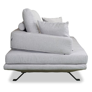 EMILY 3-Seater Premium Daybed Fabric Sofa (1900)
