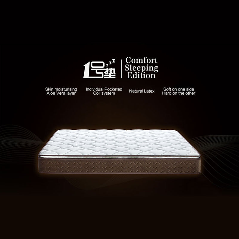KUKA Comfort Sleeping Edition Mattress - Picket&Rail Singapore's Premium Furniture Retailer