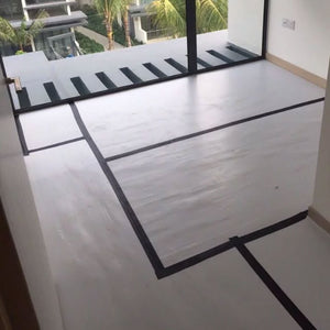 Floor Protection - 4 Room