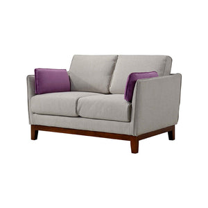 KYOTO 2-Seater Fabric-Upholstered Sofa
