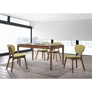 JULIA 1.2m Solid Wood Dining Table