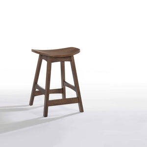 Julia Wooden Counter Stool - Picket&Rail Singapore's Premium Furniture Retailer