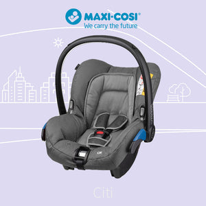 Maxi-Cosi Citi Infant Carrier - Concrete Grey (0m-12m) (0-13kg)