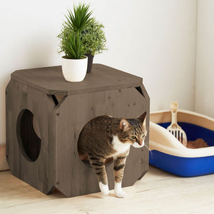 CAT/DOG/PET Stackable Play Box/Stool (WIL-0132)