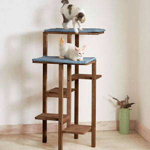 CAT/DOG/PET Climbing Tall Play Rack (WIL-0123)