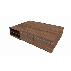 High Hygiene Anti-Microbial TATAMI Queen Storage Bed - TQ3
