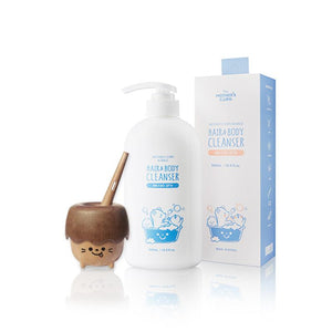 Mother's Corn Bubble Bath Hair & Body Cleanser with Bubble Blower