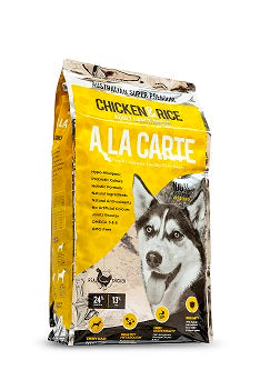 A La Carte Dog Food Chicken & Rice