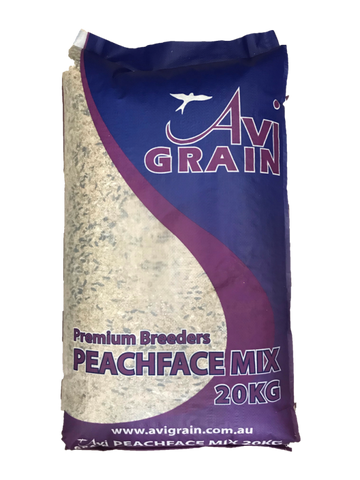 Avi Peachface Mix 20kg