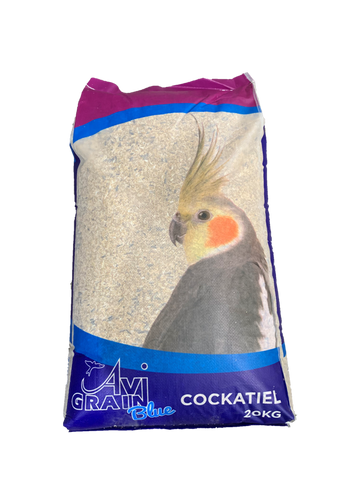 Avi Blue Cockatiel 20kg