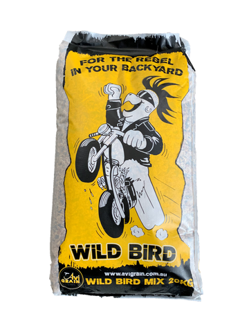 Avi Wild Bird Mix 20kg