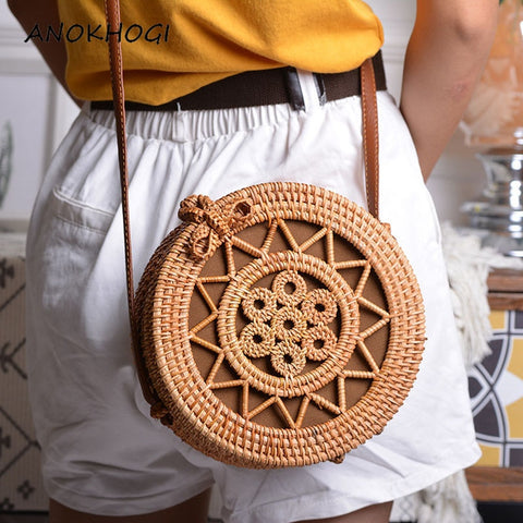 Weaving Beach Handbag - iLogik Shop