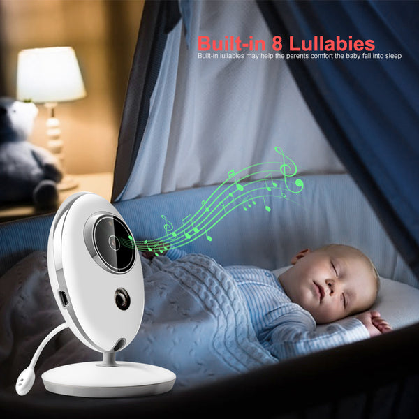 Wireless Baby Monitor - iLogik Shop