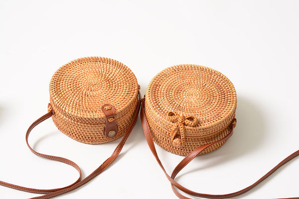 Handmade Bamboo Bag - iLogik Shop