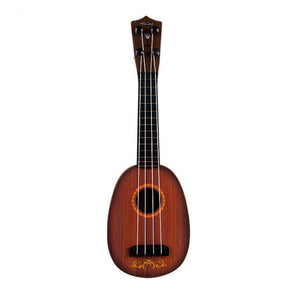 Children Mini Guitar Fruit Ukulele Educational Present Musical Instruments Kids Toys Learning Exercising Music Toy