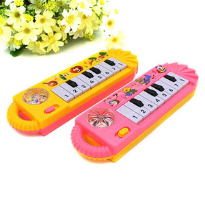 Baby Infant Toddler Kids Musical Piano Developmental Toy Early Educational Game