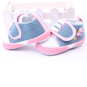 Promotion Baby Shoes Butterfly Leather Baby Shoes Toddler Shoes