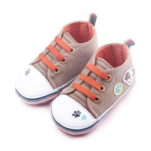 Baby Shoes Infantil Toddler Girls Goys Canvas Shoe Soft Prewalkers Casual Baby Shoes