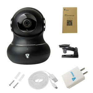 720P Wireless WiFi Security Camera Baby Monitor