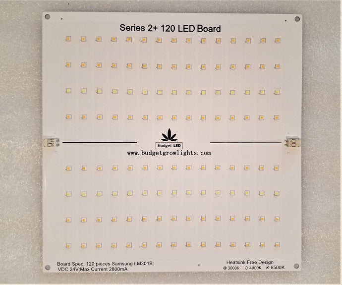 Series 2 Samsung LM301B 120 LED Board (Board Only)