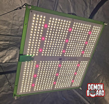 Load image into Gallery viewer, Elevated Lighting Demon 165 Watt Grow Light - Budget LED