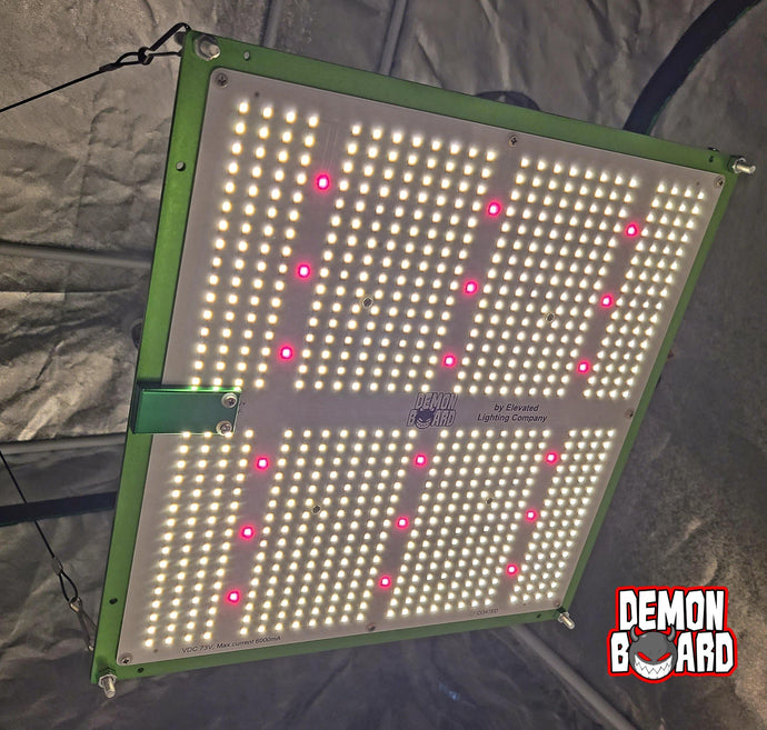 Elevated Lighting Demon 165 Watt Grow Light - Budget LED
