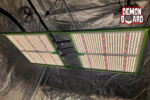 Elevated Lighting Demon 330 Watt Grow Light - Budget LED