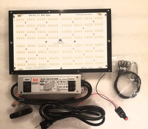 Series 2+ Red Spec 130 Watt Dimmable Grow Light
