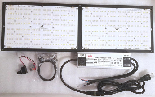 Series 2+ Red Spec 250 Watt Dimmable Grow Light