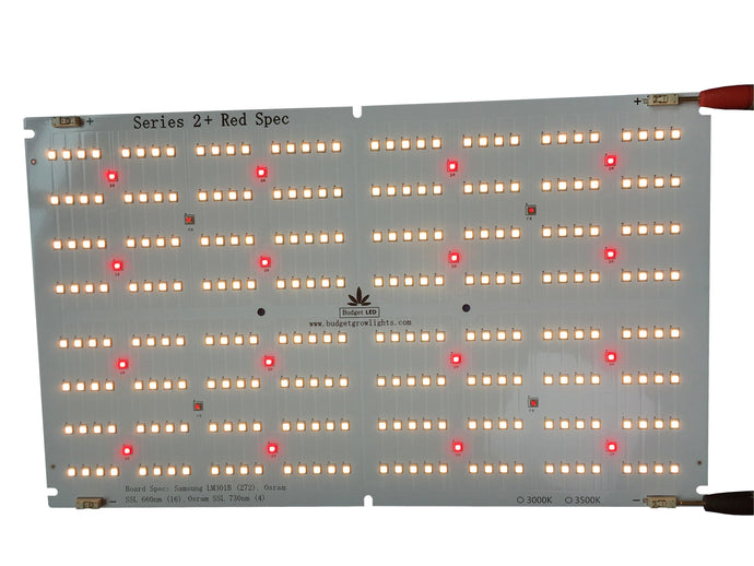 Series 2+ Red Spec LED Board (Board Only)