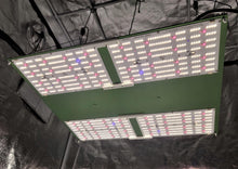 Load image into Gallery viewer, Series 3+ Full Spec 500 Watt Dimmable Grow Light - Budget LED