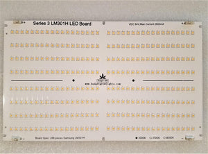 Series 3 Samsung LM301H LED Board (Board Only)