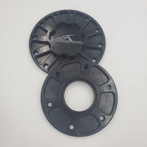 417 Motorsports Anodized Fuel Cell Cap