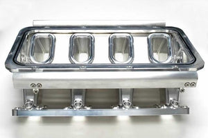 417 Billet Low Profile Intake
