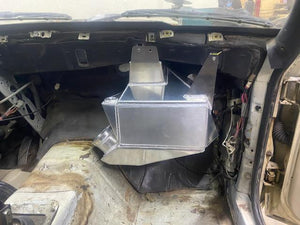 79-04 Mustang Under dash A2W Intercooler