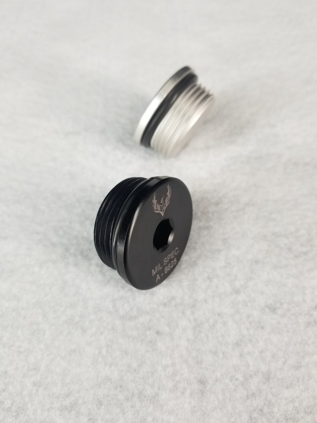 Straight Thread O-Ring Plug -16 ORB